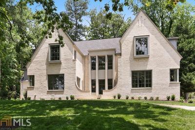 Morningside Single Family Home For Sale: 1731 Wildwood Rd