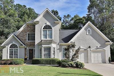 Acworth Single Family Home New: 4493 Cavallon Way