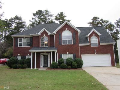 Rex Single Family Home New: 3484 Oakleigh Dr