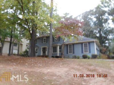 Jonesboro Single Family Home New: 613 Chatham Trl