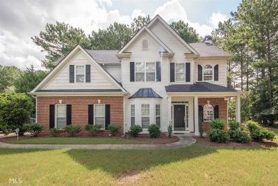 Fayetteville Single Family Home New: 125 Pilgrim #Phase I