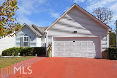 Single Family Home Under Contract: 6580 Oak Mill Ct