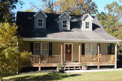 Habersham County Single Family Home New: 131 Carriage Ct