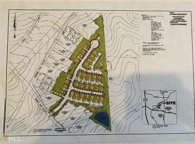 Fulton County Residential Lots & Land For Sale: 3614 Washington Rd #223, 224
