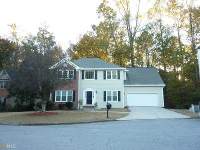 Alpharetta Single Family Home New: 230 Pinion Ln
