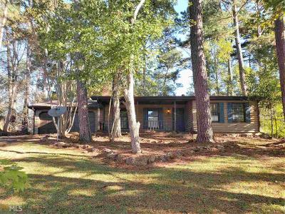 Conyers GA Single Family Home Under Contract: $119,900