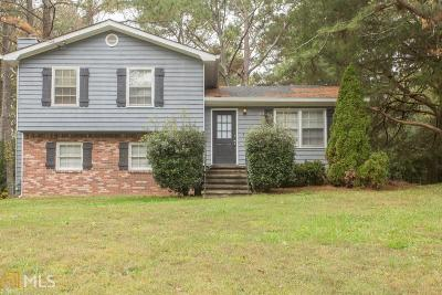 Conyers Single Family Home New: 1248 Mountain Dr