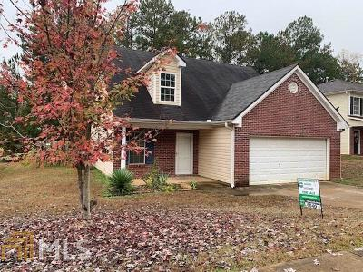 Newnan Single Family Home Under Contract: 47 Belmont Park