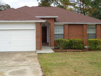 Lithonia Single Family Home New: 540 N Shore Rd