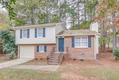 Conyers GA Single Family Home New: $139,900
