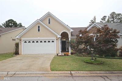 Peachtree City Single Family Home New: 209 Collierstown Way
