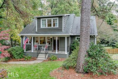 Brookhaven Single Family Home New: 2823 Ashford Rd