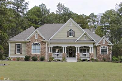 Tyrone Single Family Home New: 901 Dogwood Trl