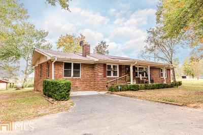 Banks County Single Family Home For Sale: 2723 Highway 51