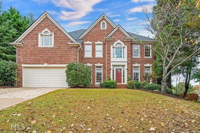 Alpharetta Single Family Home Under Contract: 5433 Laurel Ridge Dr