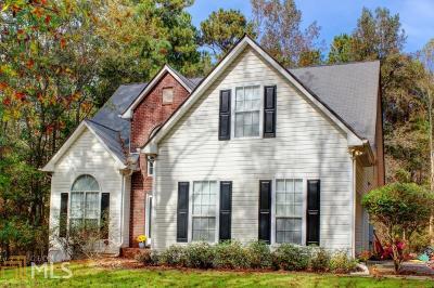 Monroe Single Family Home New: 6005 Chestnut Trl