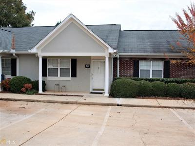Gainesville Condo/Townhouse Under Contract: 2909 Florence Dr