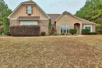 Newnan Single Family Home Under Contract: 27 Harris Ct