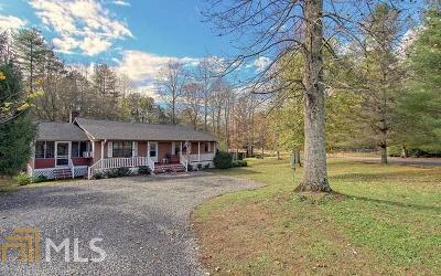 Blairsville Single Family Home Under Contract: 1679 John Smith East