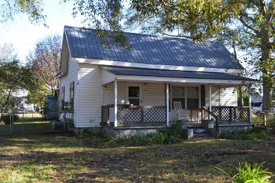 Butts County Single Family Home Under Contract