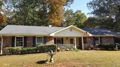 Conyers Single Family Home New: 1768 Brandy Woods Dr