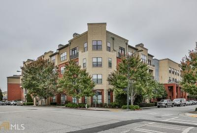 Art Foundry, Art Foundry At Atlantic Station, Art Foundry Atlantic Commons Condo/Townhouse For Sale: 400 17th St #2413
