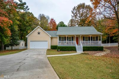 Loganville Single Family Home New: 3109 Autumn Woods Dr