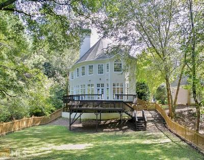 Brookhaven Single Family Home New: 1031 Fielding Park Ct