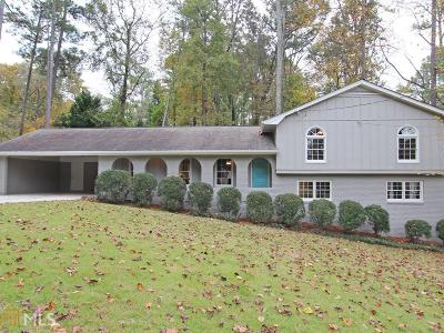 Tucker Single Family Home New: 2855 Caraway Dr