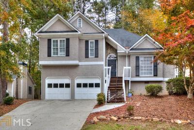 Powder Springs Single Family Home Under Contract: 4862 Saddlerun Ln
