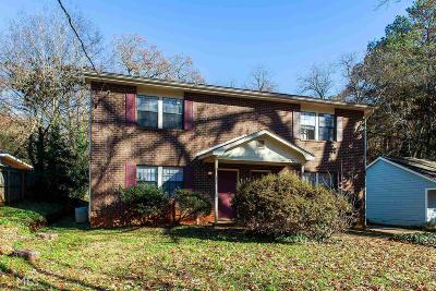 Dekalb County Multi Family Home For Sale: 732 S Candler St