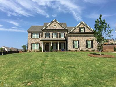 Suwanee Single Family Home New: 5815 Ballantyne