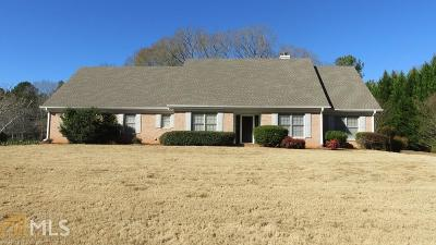 Conyers Single Family Home New: 1400 Caritas Ct