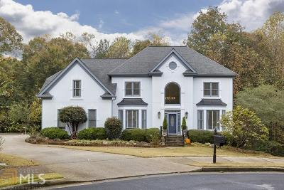 Alpharetta Single Family Home New: 320 Trevington Ct