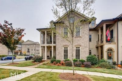 Norcross Condo/Townhouse New: 6156 Ellery St
