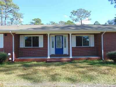Woodbine Single Family Home For Sale: 168 Gordon Cox Ln