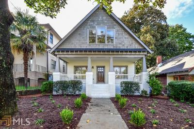 Single Family Home Under Contract: 410 Arnold St