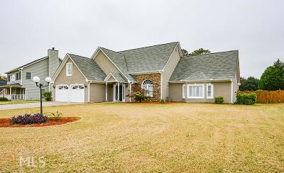 Powder Springs Single Family Home New: 5502 Millers Creek Dr