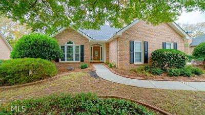 Alpharetta Single Family Home Under Contract: 425 Carybell Ln