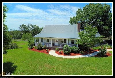 Carrollton Single Family Home Under Contract: 393 Blackwelder Rd