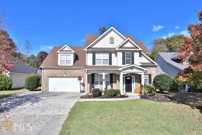 Loganville Single Family Home Under Contract: 339 Blue Creek Ln