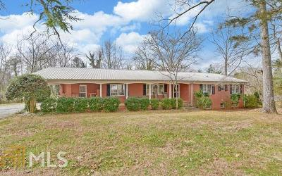 Habersham County Single Family Home New: 213 Minis Dr