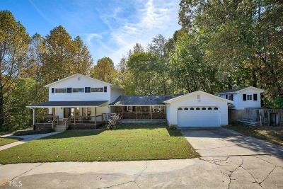 Lumpkin County Single Family Home New: 329 Buckhorn Tavern Rd