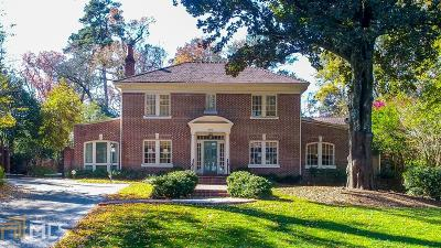 Brookhaven Single Family Home For Sale: 999 Stovall Blvd
