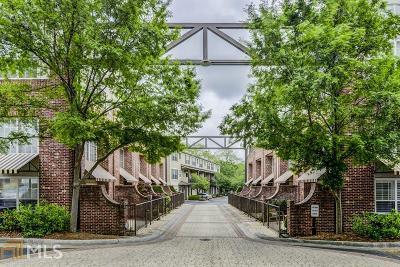 Condo/Townhouse Under Contract: 600 NE Brickworks Cir #6206