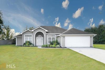 Kingsland GA Single Family Home New: $178,000