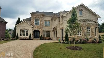 Marietta Single Family Home New: 1200 Windsor Estates Dr