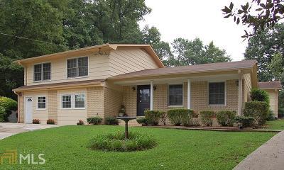 Smyrna Single Family Home New: 250 Plantation Rd