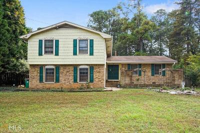 Stone Mountain Single Family Home For Sale: 4123 Central Dr
