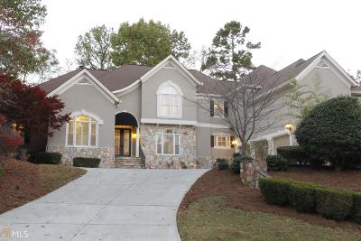 Roswell Single Family Home New: 205 Wicklawn